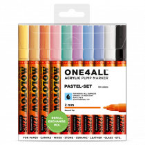 Sada fixiek ONE4ALL™ 127HS Pastel-Set