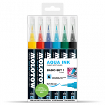 Aqua Ink Pump Softliner Basic-Set 1