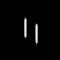 Guľatý hrot 1-4  mm