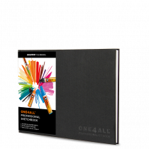 ONE4ALL™ Professional Sketchbook DIN A4
