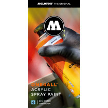 ONE4ALL™ Acrylic Spray Paint flyer