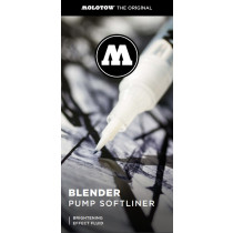 Blender Pump Softliner flyer