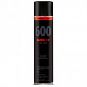 BURNER™ Black 600 ml