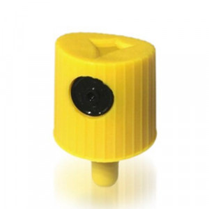"Tryska ""Lego Fatcap"" yellow/black"